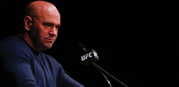 Dana White é o presidente do maior evento de MMA do mundo (Crédito: Reprodução)