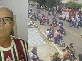Homem é assassinado a tiros dentro de casa em Campos Sales CE
