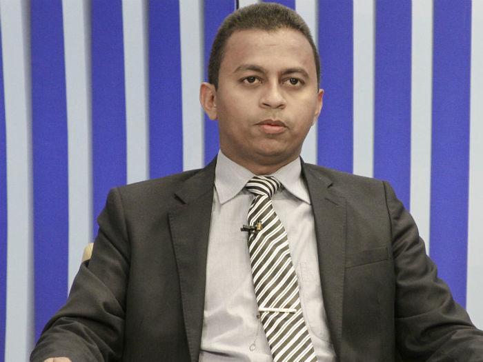 Secretário de Saúde, Francisco Costa (Crédito: Reprodução)