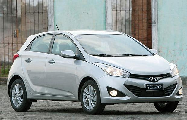 Hyundai faz recall de veículos HB20