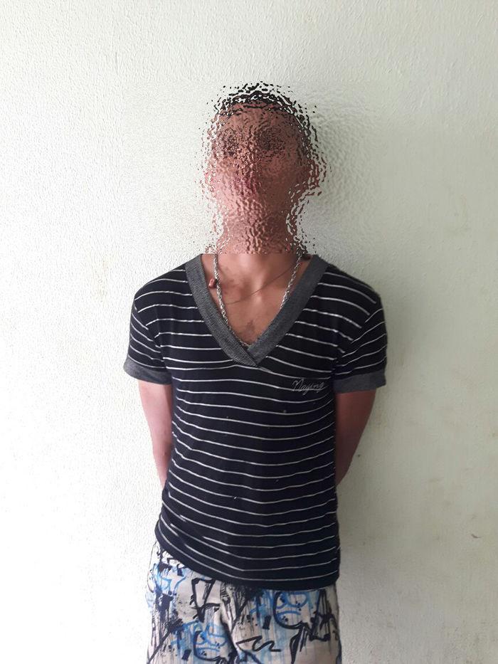 Adolescente acusado de matar a namorada