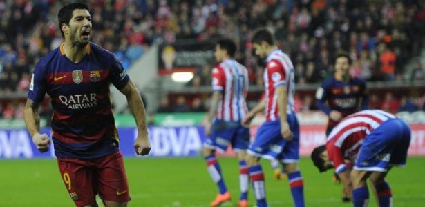 Luis Suárez (Crédito: AFP)