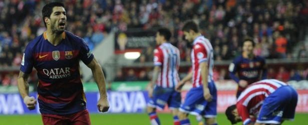Luis Suárez diz que quer voltar a jogar a Libertadores
