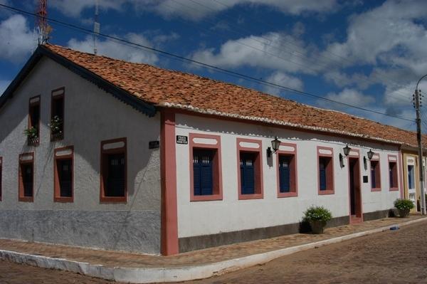 Casario Colonial (Crédito: Divulgação)