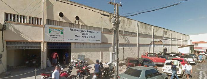 Mercado Central de Teresina (Crédito: Reprodução)