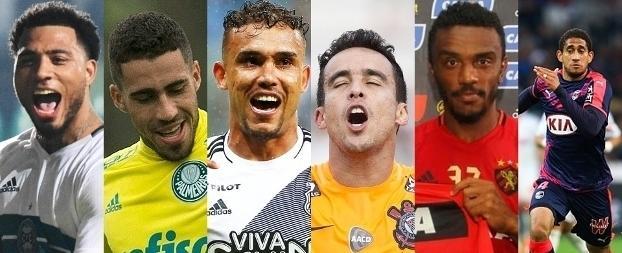 """Corinthians prepara """"pacotão"""" com seis reforços"""