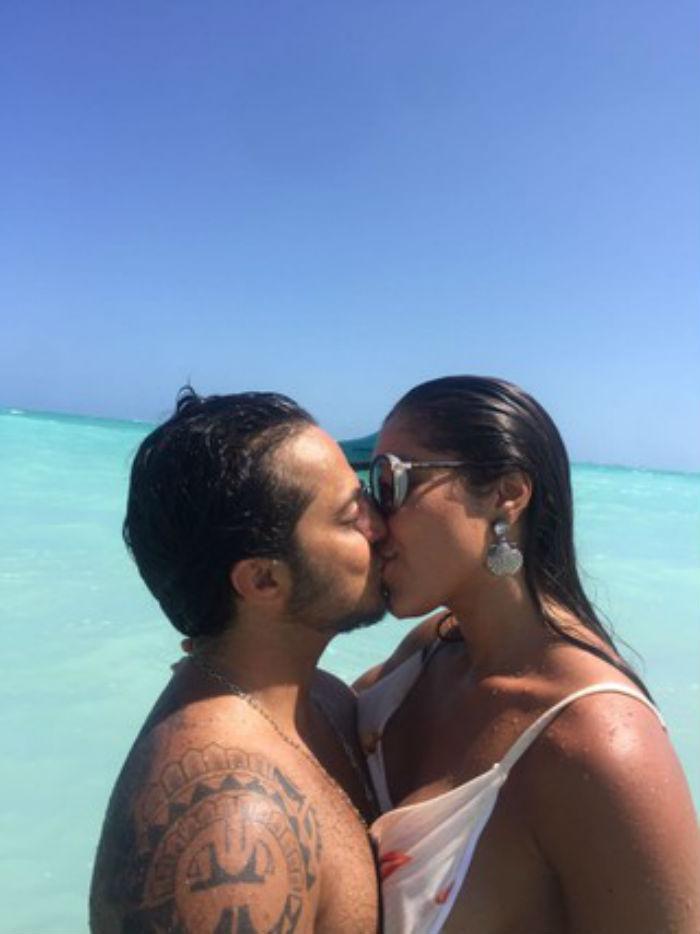 Thammy Miranda e Andressa Ferreira confirmam que reataram namoro