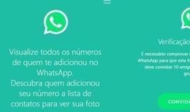 Golpe no WhatsApp promete mostrar quem te adicionou