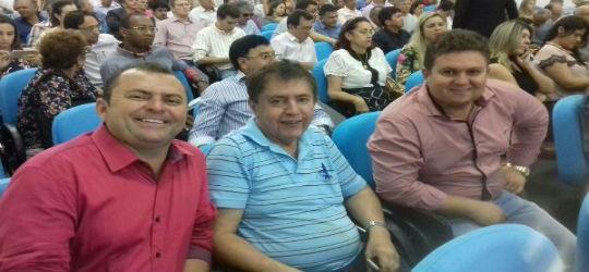 PrefeitoTairo Mesquita participa de Assembléia Geral da APPM
