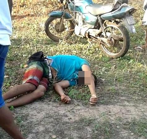 Homem morre após perder controle de motocicleta na PI 211