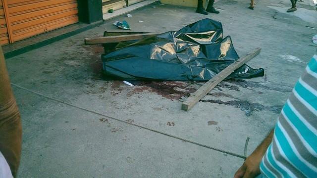 Idoso morre após ser atacado por quatro cães da raça Pit Bull
