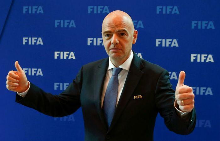 Fifa expande Copa do Mundo e torneio passará a ter 48 seleções