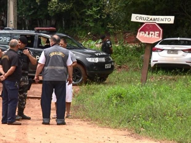 Homem terminou morto após sequestro (Crédito: Reprodução)