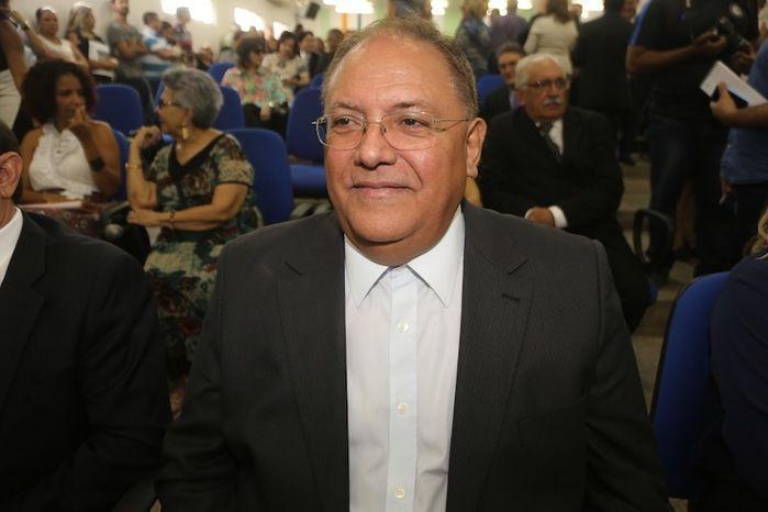 secretário municipal de Educação, professor Kleber Montezuma (Crédito: Efrém Ribeiro)