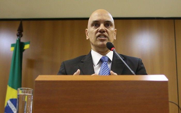 Alexandre de Moraes (Crédito: : Adriano Machado/Reuters)