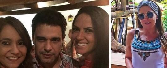 Após briga com Zilu, irmã de Zezé pede que ele se case com Graciele