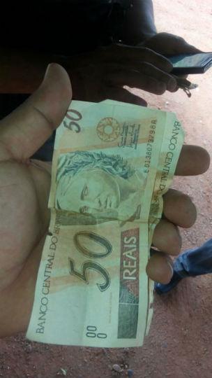Polícia encontra notas falsas em municípios do Piauí