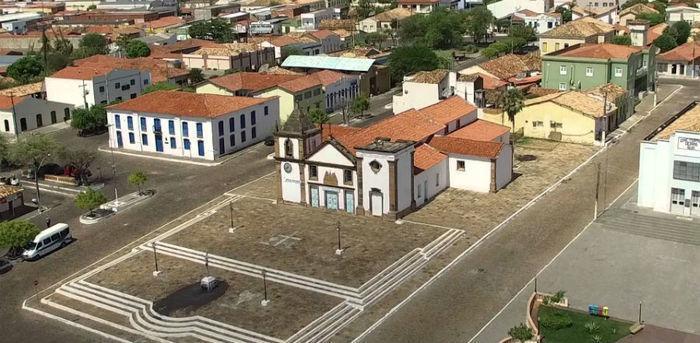 Cidade de Oeiras (Crédito: Reprodução)