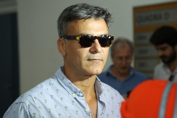 Leonardo Vieira presta queixa contra homofobia (Crédito: Ego)
