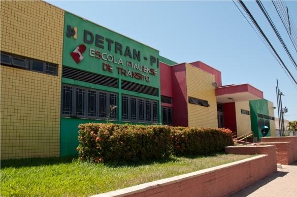 Escola Piauiense de Trânsito  (Crédito: Reprodução)