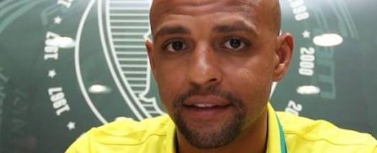 Reforço do Palmeiras, Felipe Melo revela desejo pelo Flamengo