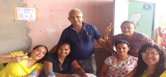 Reis é reeleito presidente do Sindicato dos Trabalhadores Rurais