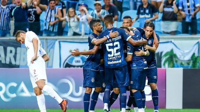 Grêmio supera eliminação de Cavalieri e vence Fluminense (Crédito: Lance)