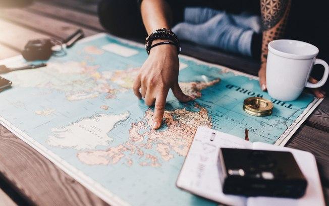 """Passagem """"única"""" permite viajar para 16 países (Crédito: Shutterstock  )"""