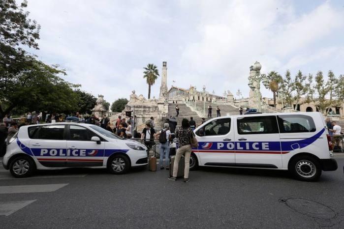 Ataque a faca deixa três mortos em Marselha, sul da França (Crédito: Reprodução)