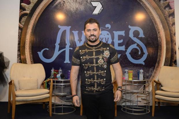 Xand comemora 15 de Aviões de Forró com super festa (Crédito: Davi Magalhães/Ed. Globo)