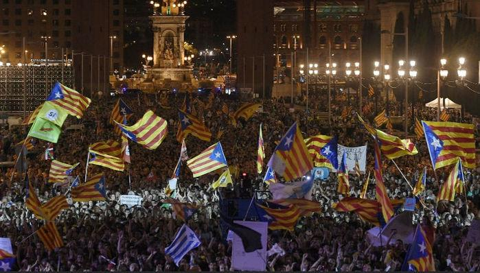 (Crédito: LLUIS GENE/AFP)