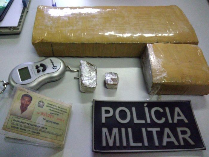 (Crédito: Divulgação/Polícia Militar)