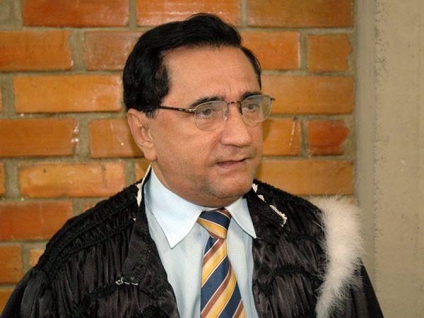 Desembargador Luiz Brandão de Carvalho (Crédito: Reprodução)