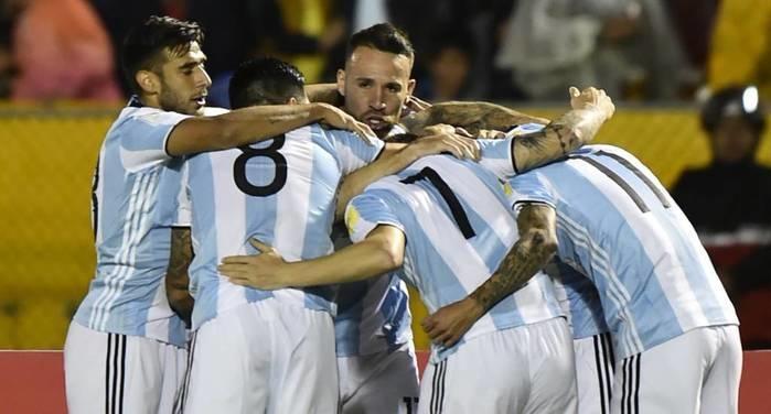 Argentina está na Copa do Mundo de 2018 (Crédito: AFP)