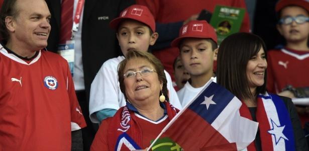 Michelle Bachelet (Crédito: EFE)