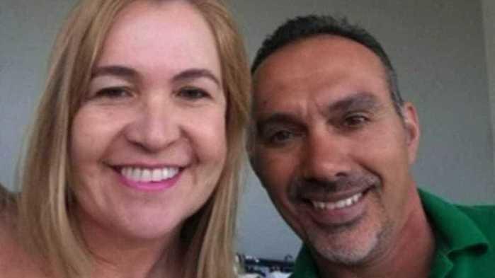 Casal foi encontrado morto dentro de quarto de motel (Crédito: TV Anhanguera)