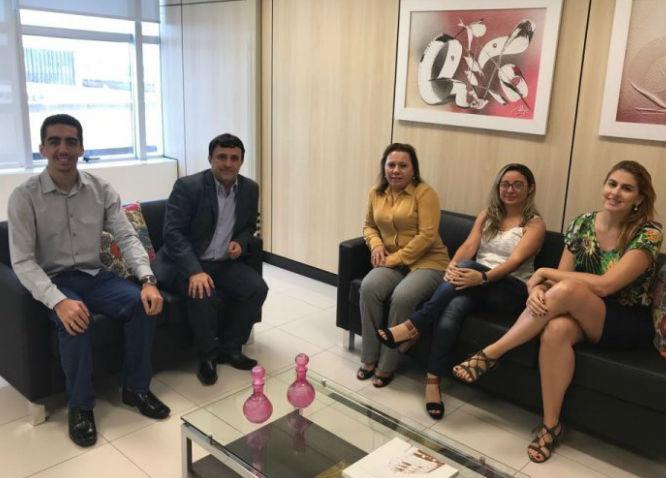 Integrantes da Rede de Ouvidoria do Piauí (Crédito: TCE)