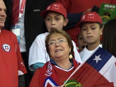 Presidente do Chile vem ao Brasil assistir partida decisiva