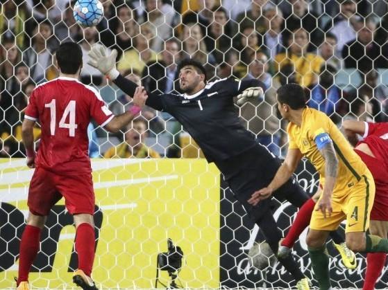 Síria chega perto, mas perde vaga inédita para Copa do Mundo