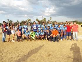 Rodada de abertura do campeonato esperantinense de futebol