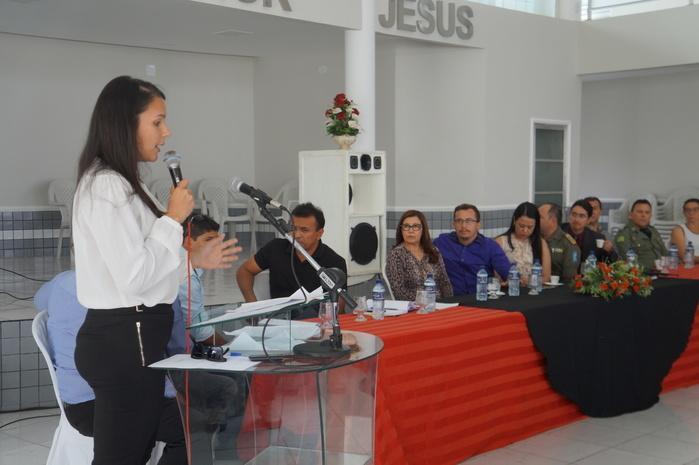 Delegada Rafaela Bezerra (Crédito: Francisco Anjos)