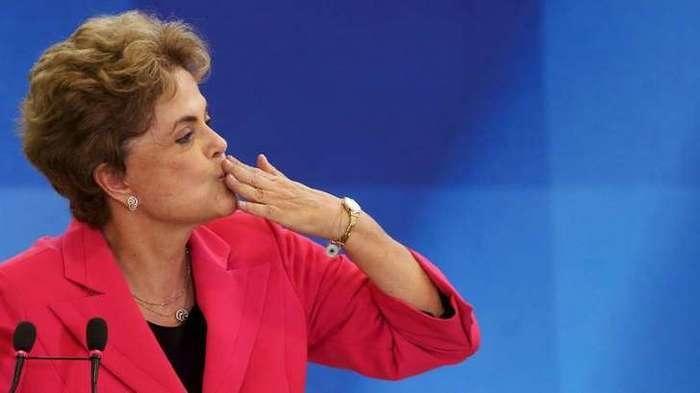 Ex-presidente Dilma Rousseff (Crédito: Adriano Machado/Reuters)