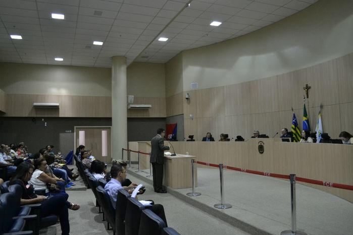 Tribunal de Contas do Piauí  (Crédito: TCE)