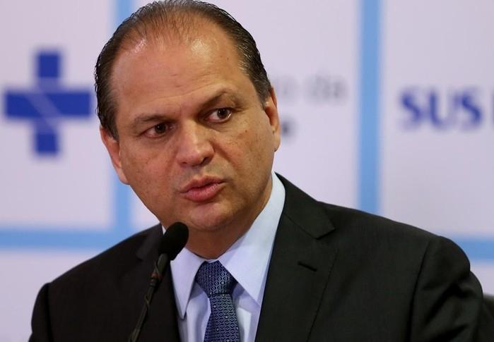 Ministro da Saúde, Ricardo Barros (Crédito: Portalsaudenoa)