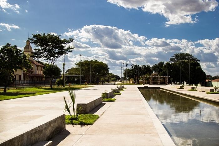 Parque da Cidadania (Crédito: Renato Bezerra)
