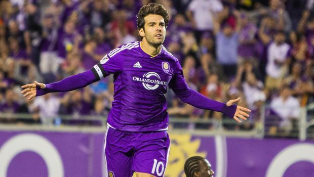 Kaká está no Orlando City desde 2014 (Crédito: Getty)