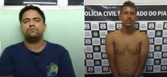 Acusados de roubar R$ 65 mil em Parnaíba são presos em operação