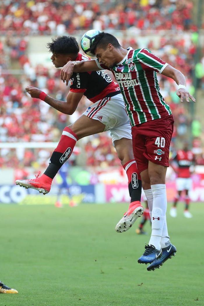 Flamengo e Fluminense empatam no Maracanã (Crédito: Site Flamengo)