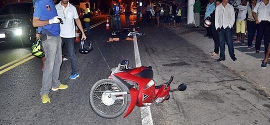 Adolescente de 15 anos morre em acidente de moto no litoral do PI