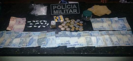 Banca de mercado em Luís Correia era usada como ponto de drogas